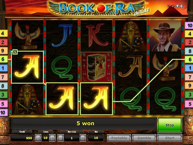 Slot machine book fra gratis